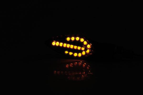 shin_yo Lampa błyskowa sekwencyjna LED FORK