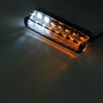 shin_yo SHIN YO LED blinkers/positionslampa SHORTY, rökfärgat glas