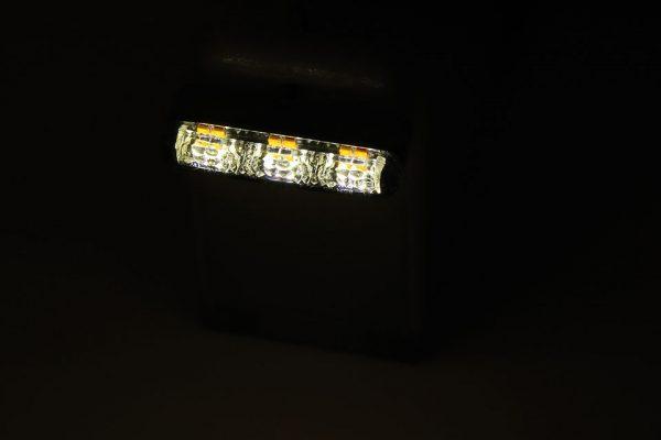shin_yo Sygnał obrotowy LED/ PL. Jednostka SHORTY 2 PRO
