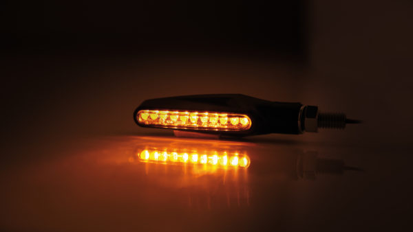 shin_yo SHIN YO LED-blinkers STIX, svart, E-märkt