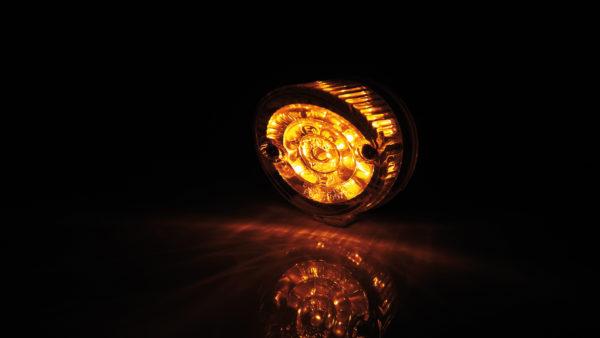 shin_yo SHIN YO LED-blinkers NOSE, transparent, E-märkt