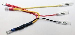 shin_yo SHIN YO motstånd med adapterkabel för LED-bakljus, 4,7 mm flatkontakt