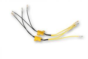shin_yo SHIN YO lastmotstånd 25 W- 8,2 Ohm med kabel
