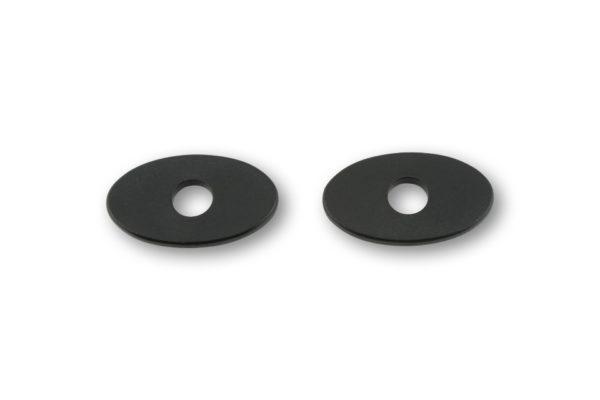 shin_yo Płyty montażowe INDY SPACER do różnych KAWASAKI Z750/800/1000,ZX10R,636,ER6, zestaw