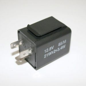shin_yo Blinkersrelä, 3 Pole elektronisk 12 V