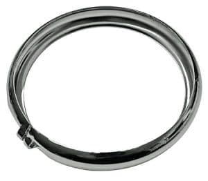shin_yo Ring svart för 4-1/2 tum, Bates-Style-strålkastare