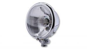 SHIN YO 4 1/2 tum strålkastare med Bilux-glödlampa, Bates-Style