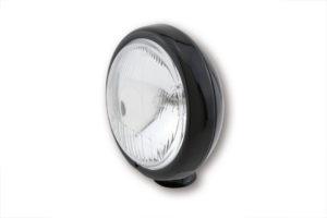 shin_yo SHIN YO 4 1/2 tum helljusstrålkastare, glänsande svart