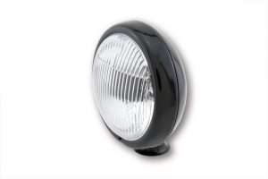 shin_yo SHIN YO 4 1/2 tum dimljusstrålkastare, glänsande svart