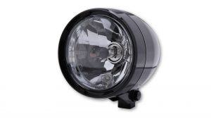 shin_yo SHIN YO ABS strålkastare med positionsljus, svart, HS1, bottenmontering