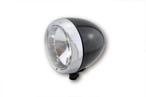 shin_yo SHIN YO huvudstrålkastare 4 1/2 tum med positionsljus, glänsande svart