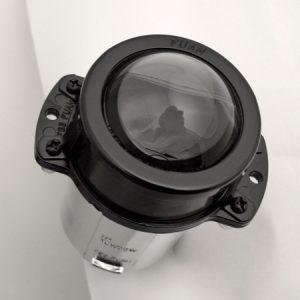 shin_yo SHIN YO Ellipsoidstrålkastare 38 mm, halvljus, H1 55 Watt, för vänstertrafik