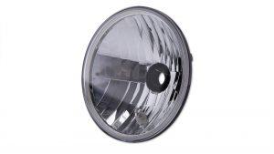 SHIN YO H4 Einsatz, 7 Zoll, Klarglas, mit Standlicht