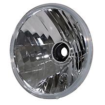shin_yo SHIN YO H4 insats Symetrisk diamantformad reflektor, klart glas,7 tum