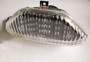 SHIN YO LED Rücklicht mit transparentem Glas, SUZUKI Bandit 600 -99, 1200 -00
