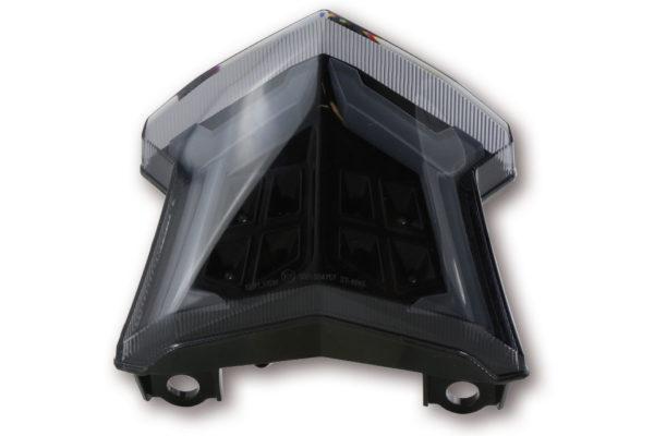 SHIN YO LED Rücklicht KAWASAKI Z 900, Z 650, NINJA 650, Bj. 17-