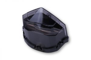 SHIN YO LED Rücklicht HONDA CBR 1000 RR, Bj. 17-, Reflektor schwarz, getönt