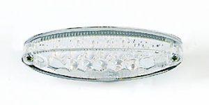 shin_yo SHIN YO LED-Mini-bakljus NUMBER1, utan regskyltsbelysning