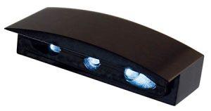 SHIN YO MICRO LED Nummernschildbeleuchtung mit Alu-Gehäuse