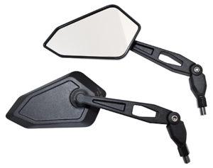 shin_yo SHIN YO spegel BOOSTER svart, M10 högergänga