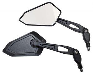 Spiegel BOOSTER schwarz, M10 - M10 x 1,25