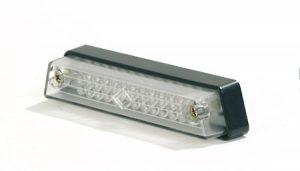 shin_yo SHIN YO LED-dimbakljus med lång anslutningskabel, glas transparent